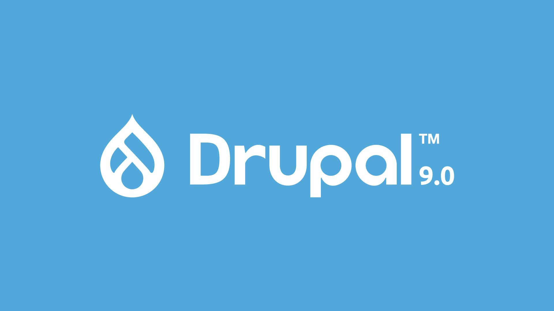 upgrade a Drupal 9
